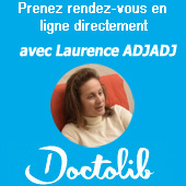 Laurence ADJADJ, Hypnothérapeute, Psychologue à Marseille. Présidente de Hypnotim, Centre de Formation en Hypnose et Thérapies Brèves