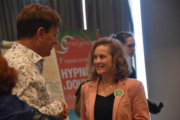 Woltemade Hartman (Afrique du Sud) & Laurence Adjadj (Marseille)
