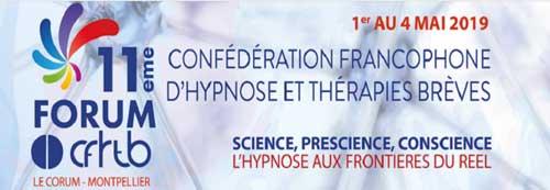 Pour s'inscrire, cliquez sur l'image du Congrès d'Hypnose