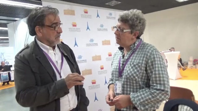 Interview du Dr Alain VALLEE par Laurent GROSS