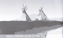 """Revue Sexualités Humaines 12 : Pierre-André Bizien publie """"Rencontres sous le tipi."""""""