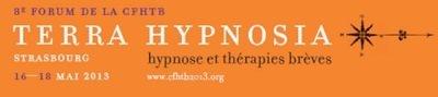 Le Forum d'Hypnose et Thérapies Brèves de Strasbourg 2013