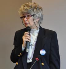 Christine GUILLOUX, Présidente de l'Institut Milton H. Erickson Ile-de-France