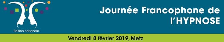 Metz: Journée Francophone de l'Hypnose Février 2019