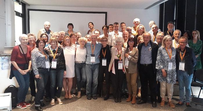 CFHTB Confédération Francophone d'Hypnose et Thérapies Brèves à Montpellier en 2019