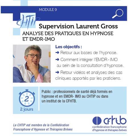 Formation en Hypnose au Collège d'Hypnose et Thérapies Intégratives de Paris