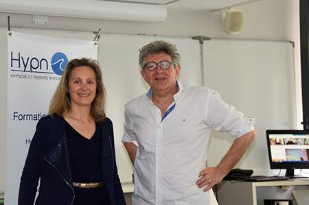 Laurence ADJADJ et Laurent GROSS