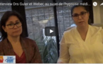 L'Hypnose aux urgences : Interview des Drs Sandrine WEBER et Nazmine GULER