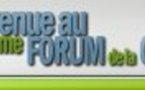 Inscription VII ème Forum de la Confédération Francophone Hypnose & de Thérapies Brèves Juin 2011 Biarritz