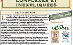 Colloque Hypnose, Douleurs Complexes et Inexpliquées. Formation Hypnose paris