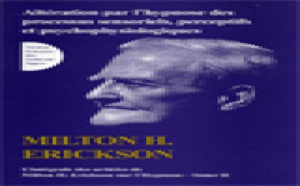 Intégrale des articles de Milton H. Erickson sur l'hypnose. Tome II: Altération par l'hypnose processus sensoriels, perceptifs et psychophysiologiques.