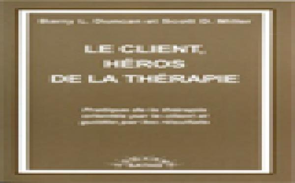 Le client, héros de la thérapie.