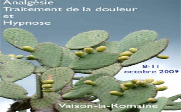 Analgésie Traitement de la douleur et Hypnose - Formation Institut Milton Erickson Avignon
