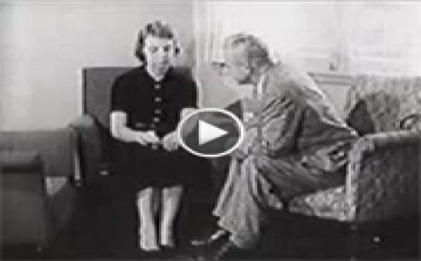 Video Milton Erickson 1ère Partie, Hypnose Ericksonienne 1/5