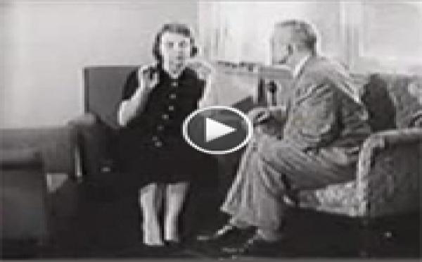 Video Milton Erickson 3ème Partie, Film Hypnose Ericksonienne 3/5