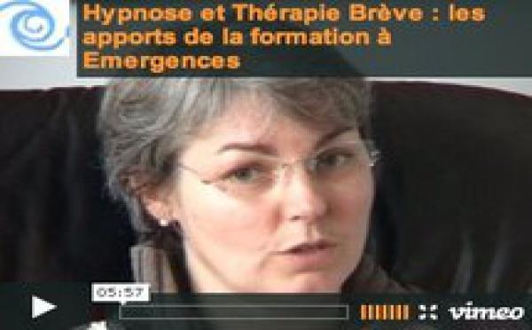 Formation Hypnose Ericksonienne et Thérapie Brève: les apports de la Formation à Emergences Rennes