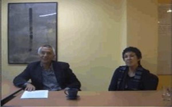 Interview de Teresa Garcia et Jean-Jacques Wittezaele