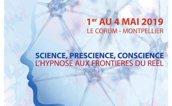 Forum de la Confédération Francophone d'Hypnose et Thérapies Brèves 2019 à Montpellier