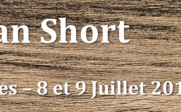Dan Short à Nantes en Juillet !