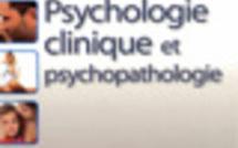 Psychologie clinique et psychopathologie. Antoine Bioy