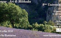 Université d'été 2010, Hypnose et Thérapies Brèves Vaison-la-Romaine