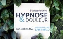 Congrès Hypnose et Douleur à St Malo, du 21 au 23 Mai 2020