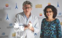 Dr Catherine WOLFF au Congrès Mondial Hypnose 2015 à Paris